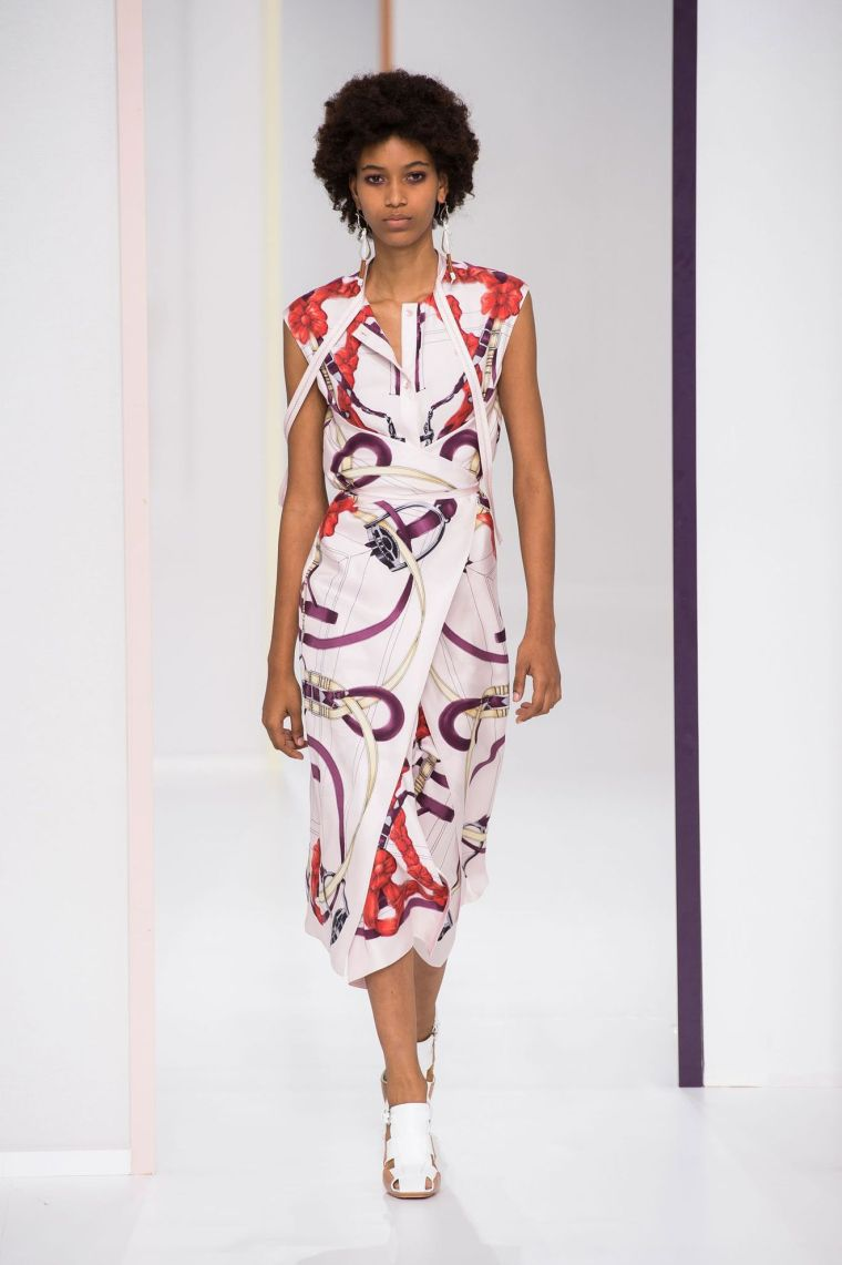 Esprit foulard Hermès