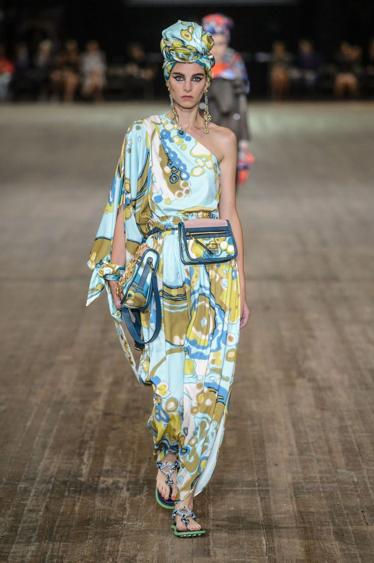 Esprit foulard Marc Jacobs