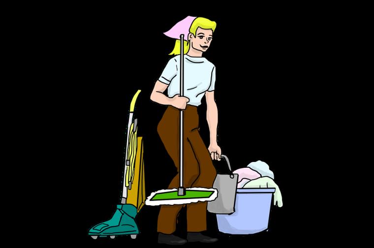 faire le ménage ensemble