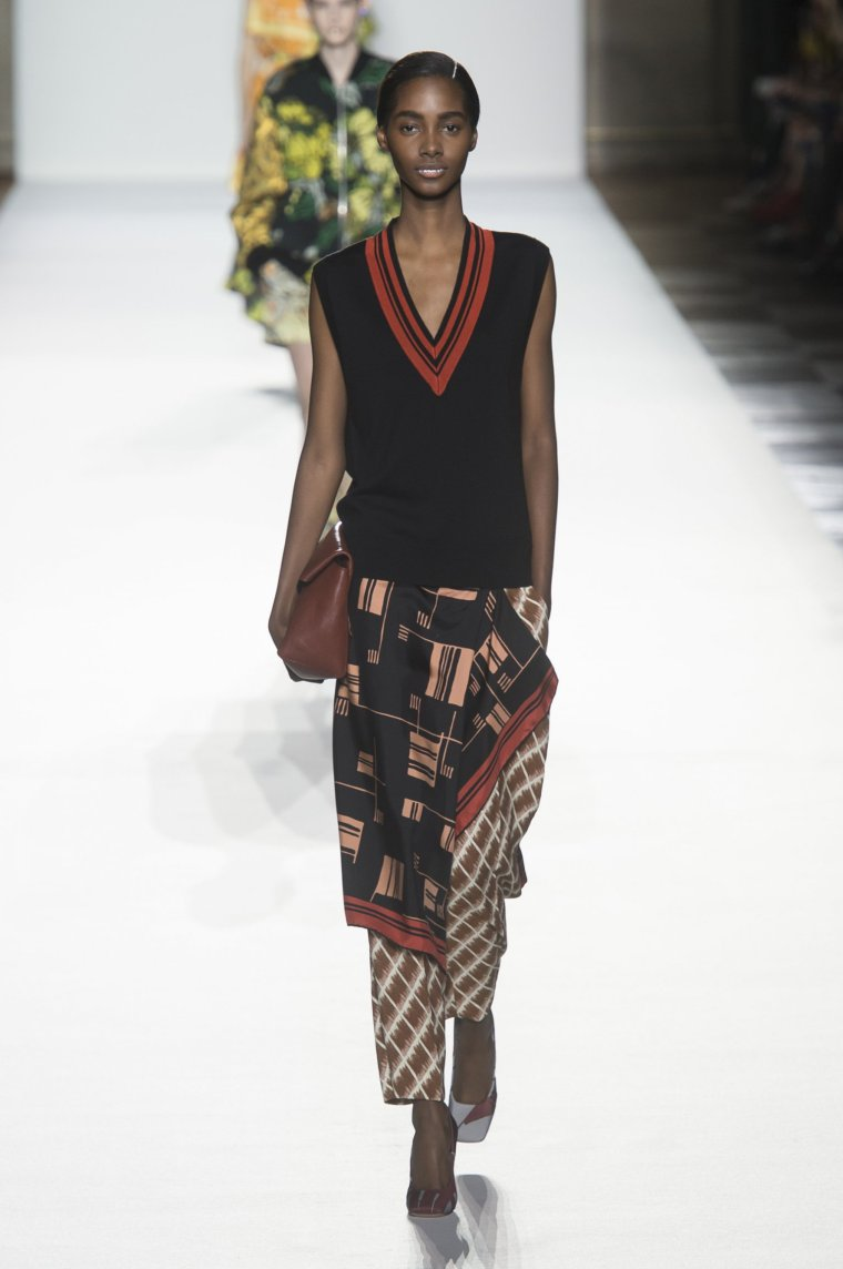 Tendance foulard Dries Van Noten 11