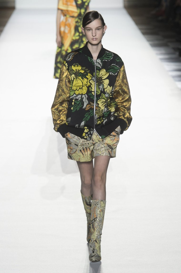 Tendance foulard Dries Van Noten 12
