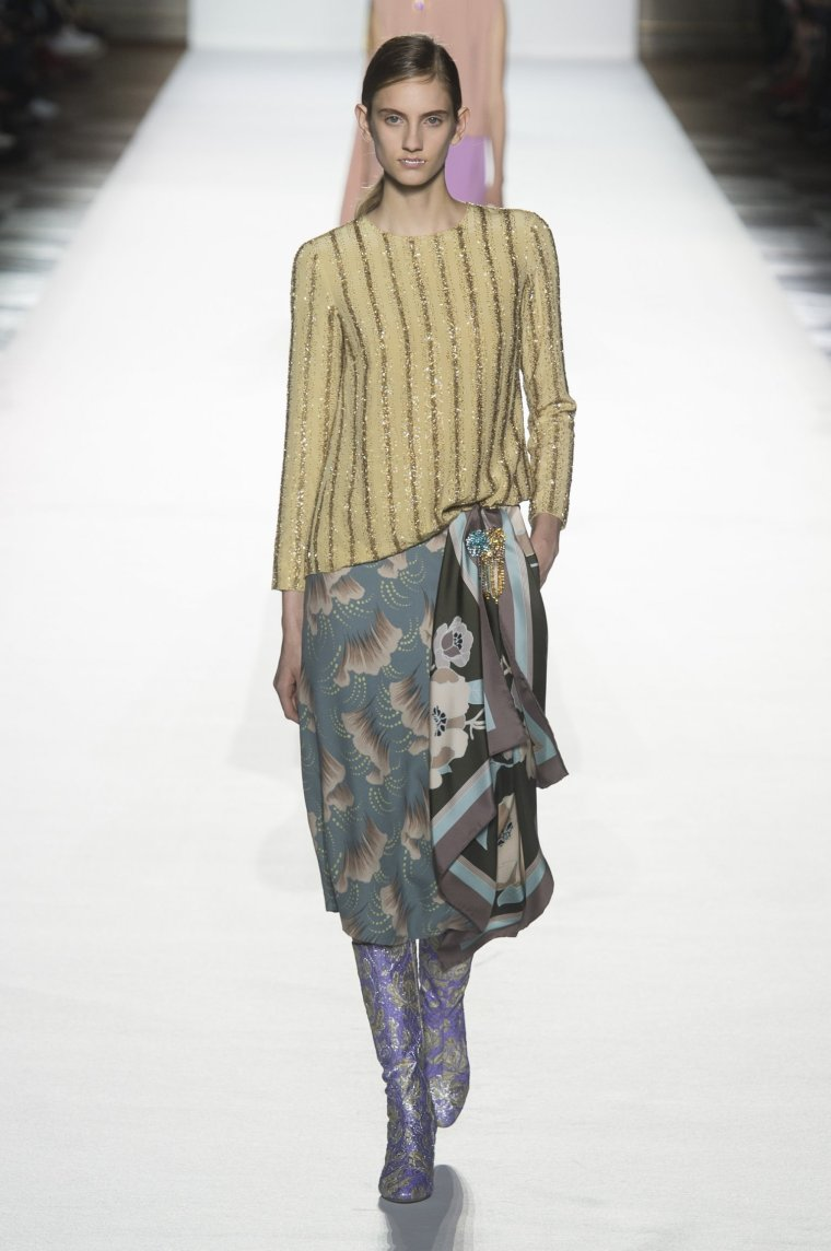 Tendance foulard Dries Van Noten 19