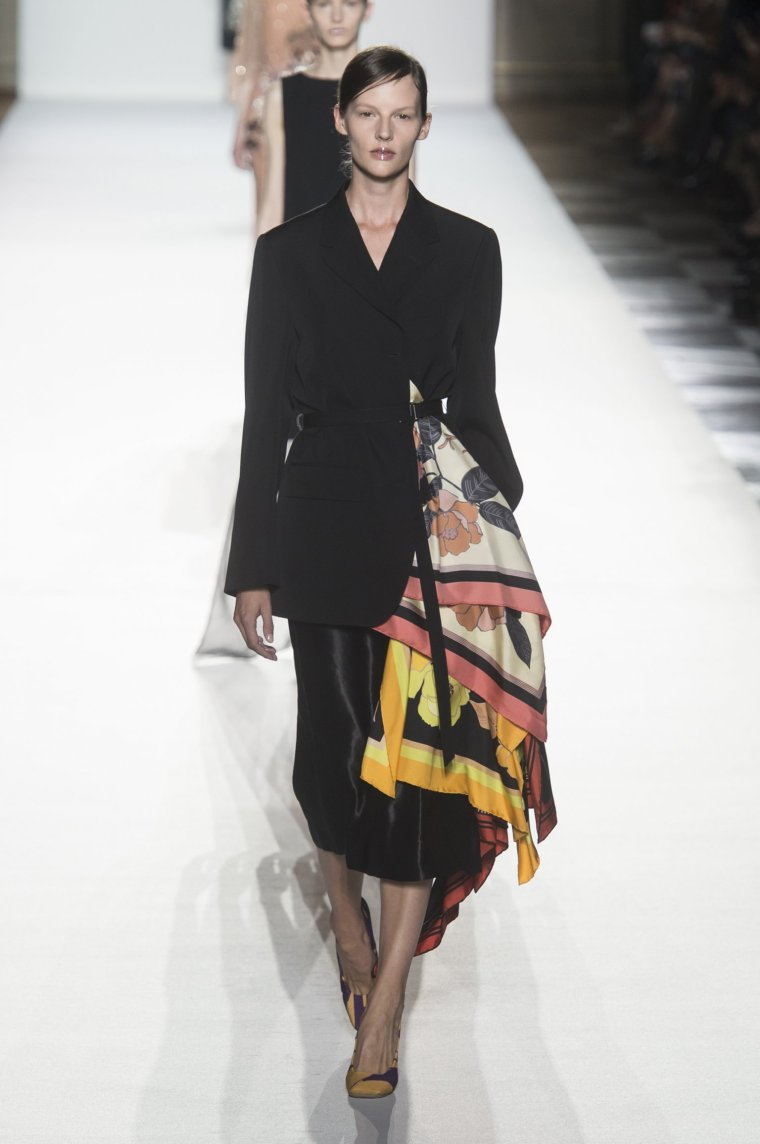 Tendance foulard Dries Van Noten 21