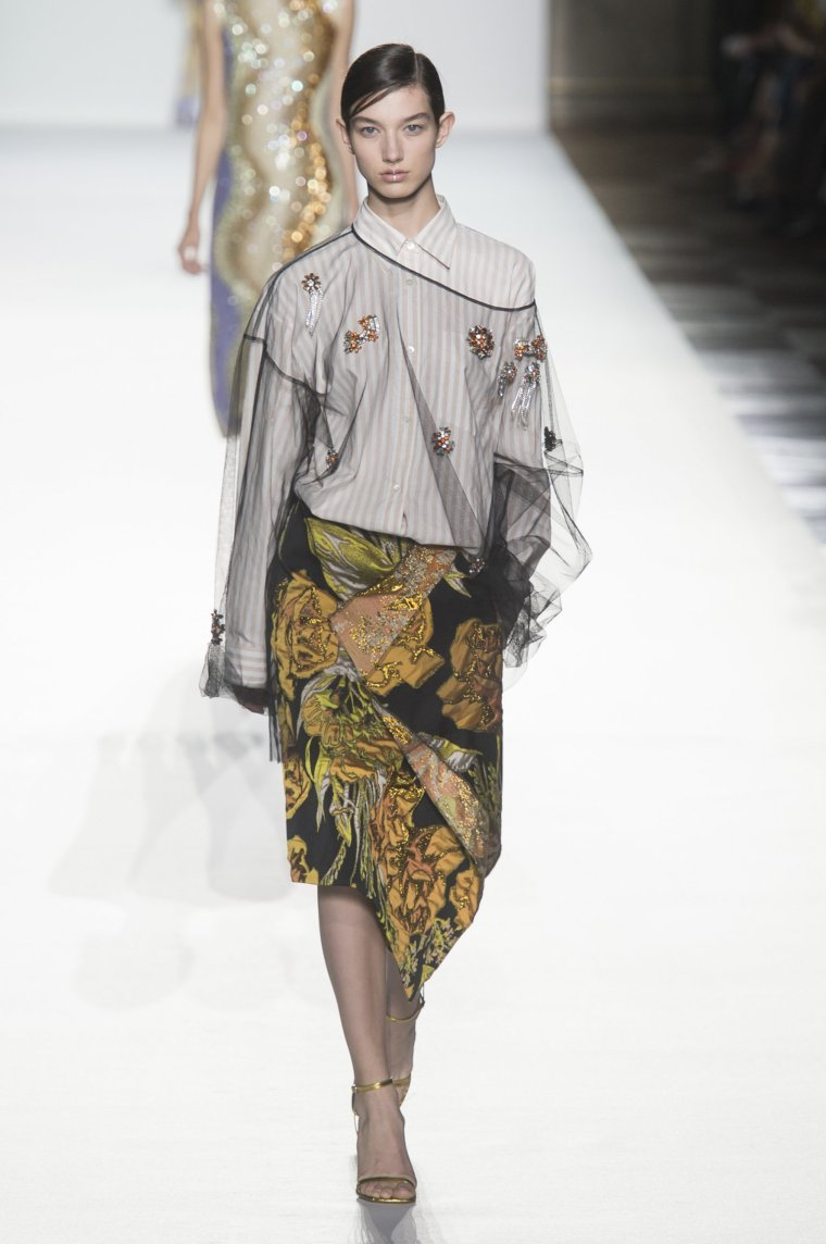 Tendance foulard Dries Van Noten 24