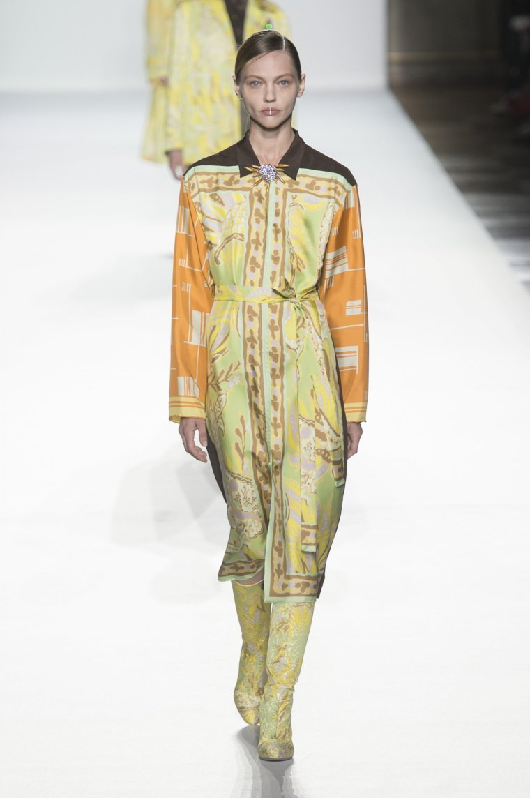 Tendance foulard Dries Van Noten 4
