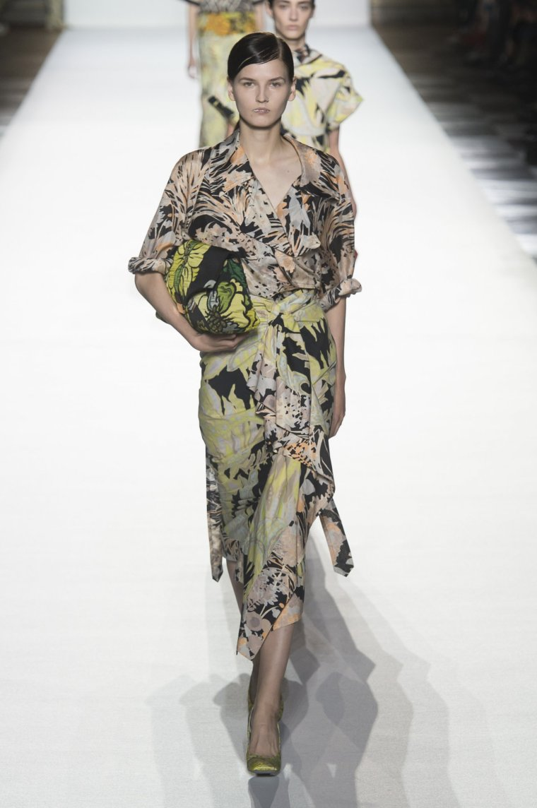 Tendance foulard Dries Van Noten 7