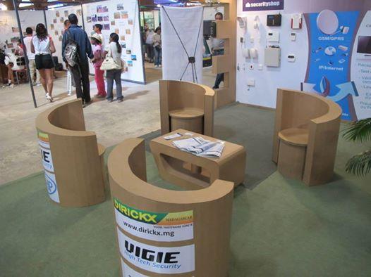 meubles en carton 1