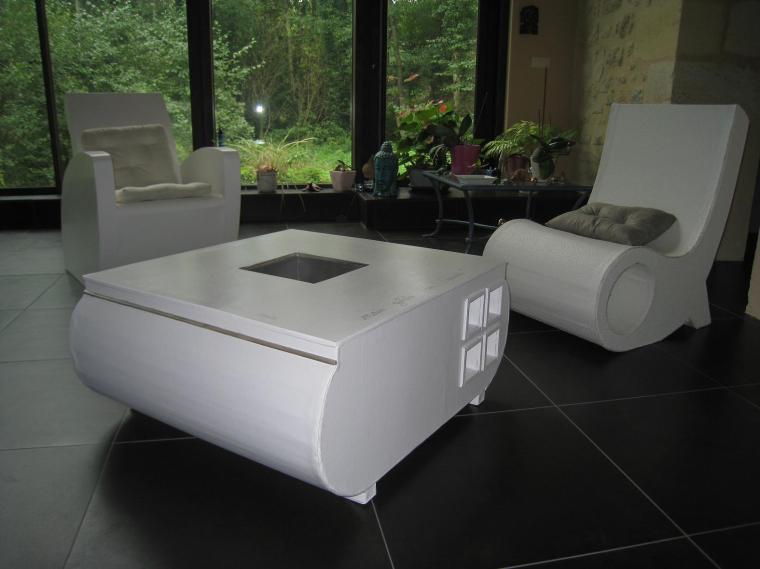 meubles en carton 11