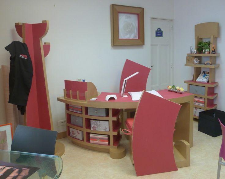 meubles en carton 12
