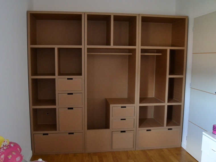 meubles en carton 3