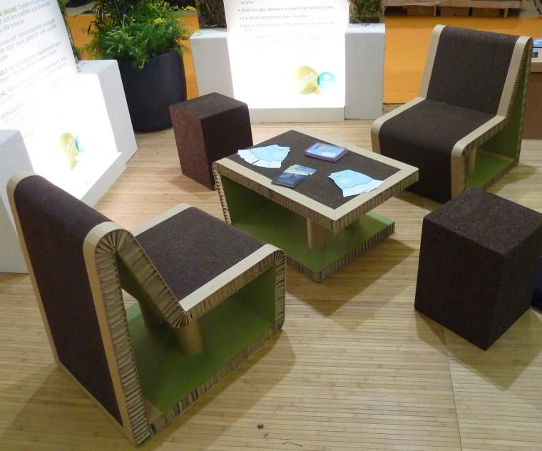meubles en carton 7