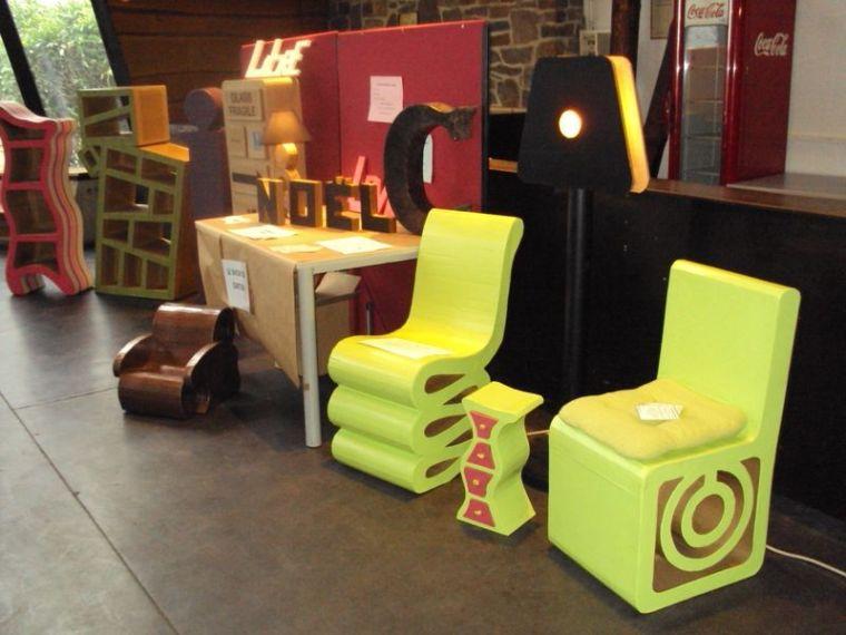 meubles en carton 9