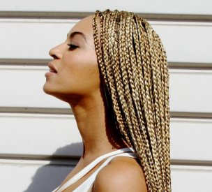 tresse africaine type box braid