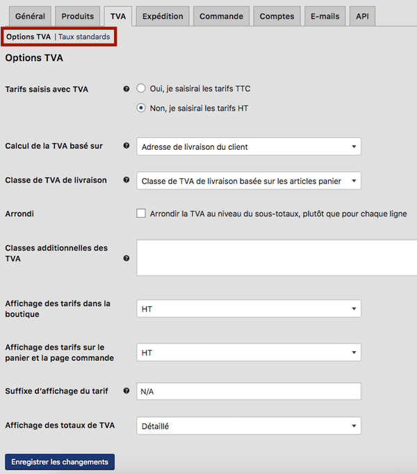 configuration_TVA_woocommerce