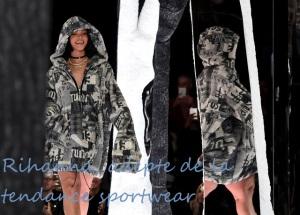 collecton sportwear Puma_Rihanna