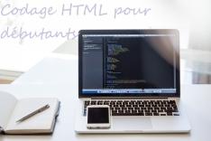 codage HTML pour débutants