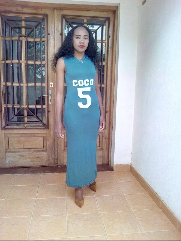 porter une robe longue10