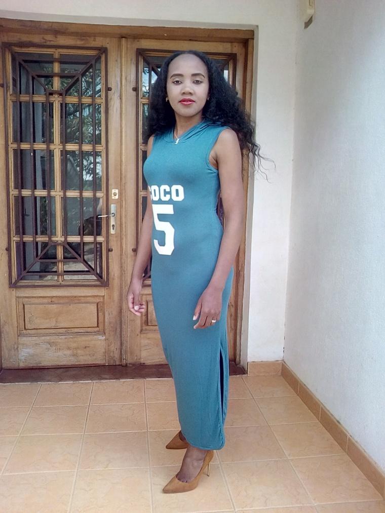porter une robe longue11