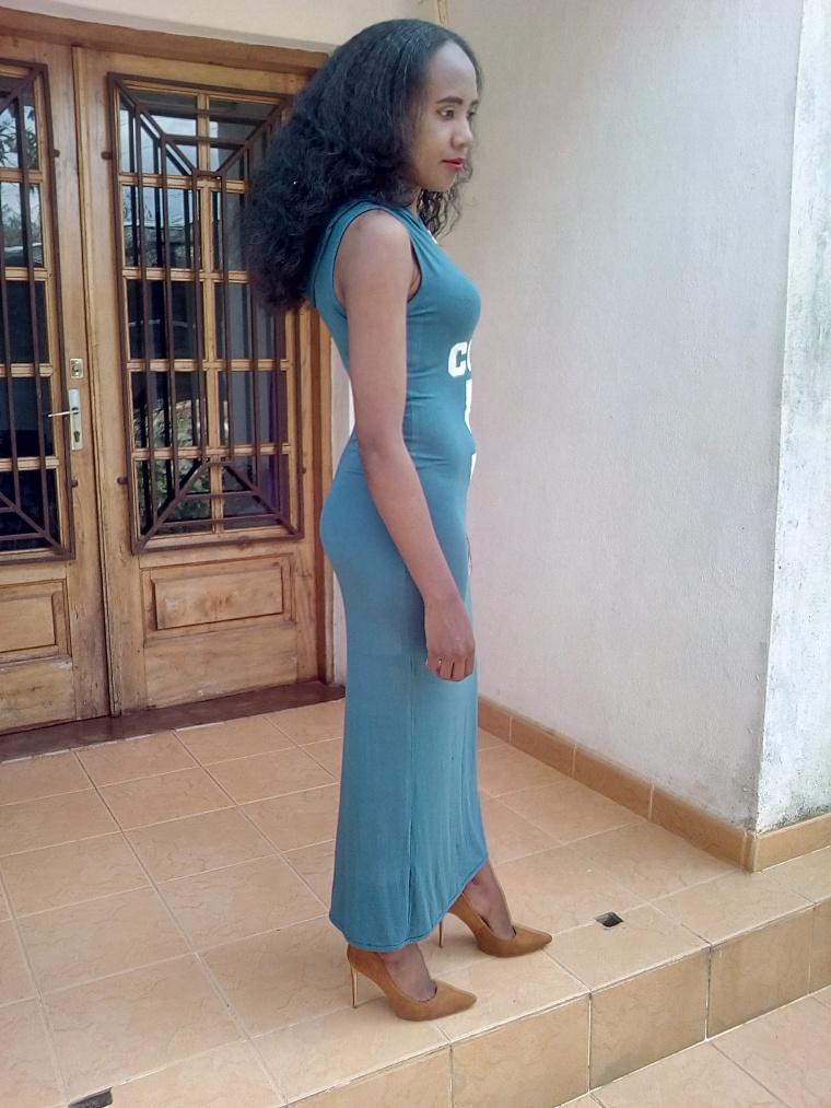 porter une robe longue5