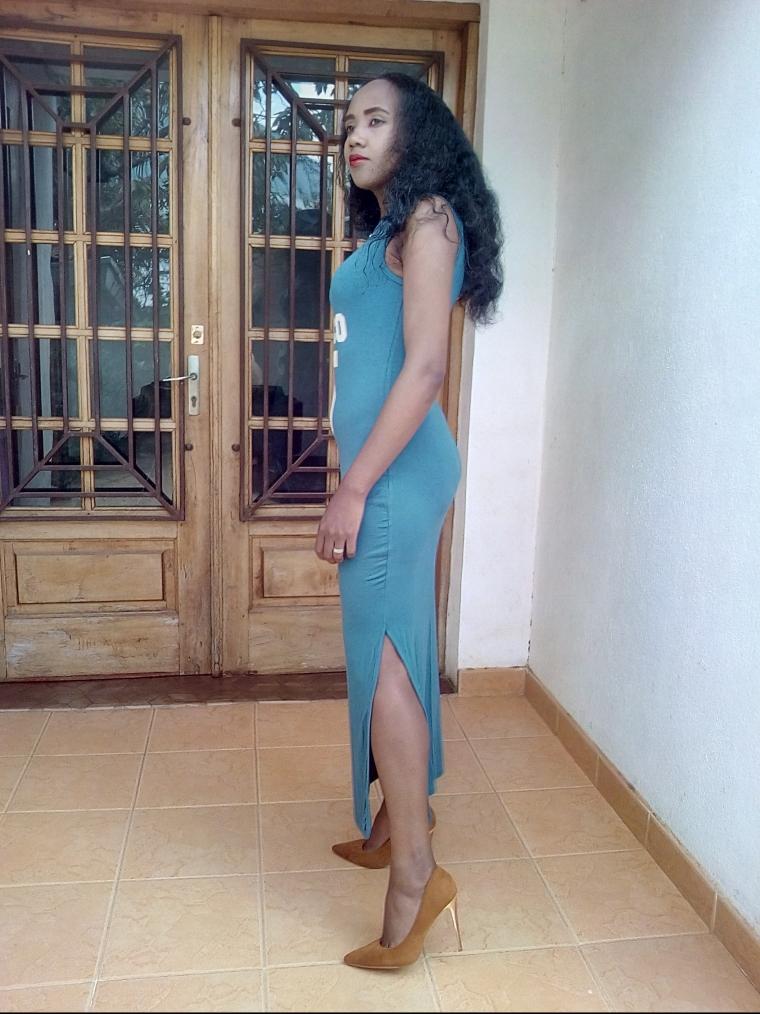 porter une robe longue9