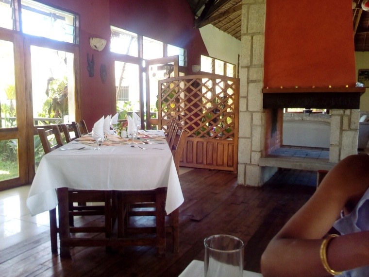 restaurant indri lodge andasibe3