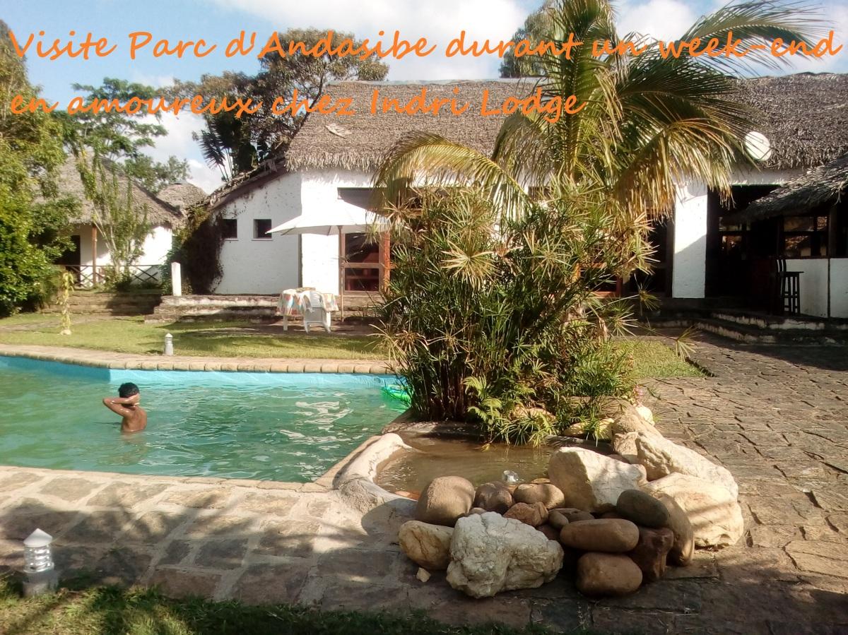 Visite Parc d'Andasibe: week-end en amoureux chez Indri Lodge!