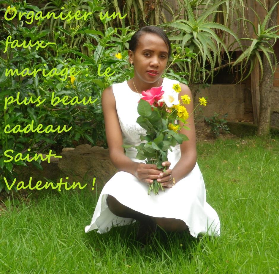 3a70493c869 Offrez lui le plus beau cadeau Saint-Valentin   un faux mariage ...