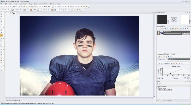 logiciel retouche photo gratuit_Photo Pos Pro