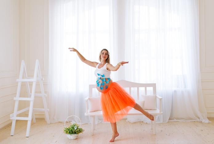 danse prénatale ddurant la grossesse