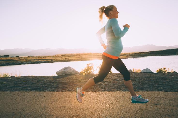 jogging et course à pied durant la grossesse