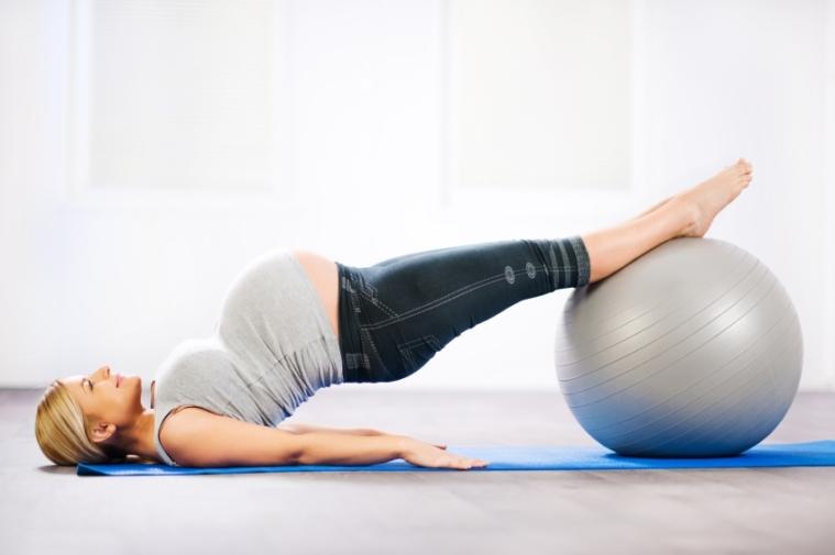 méthode Pilates durant la grossesse