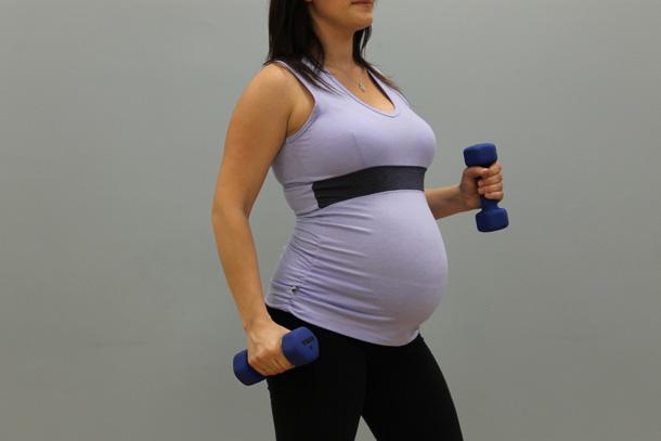 musculation durant la grossesse