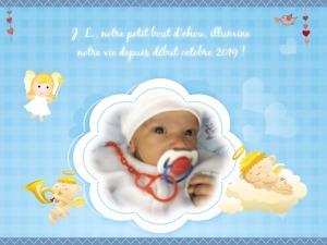 arrivée au monde de notre bébé_une