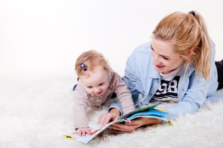 #ResterALaMaison-Passer du temps avec bébé