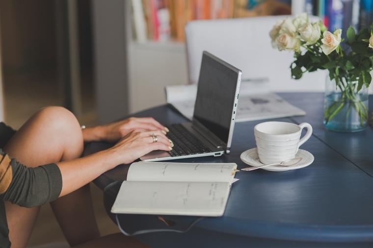 #ResterALaMaison_Ecrire pour son blog