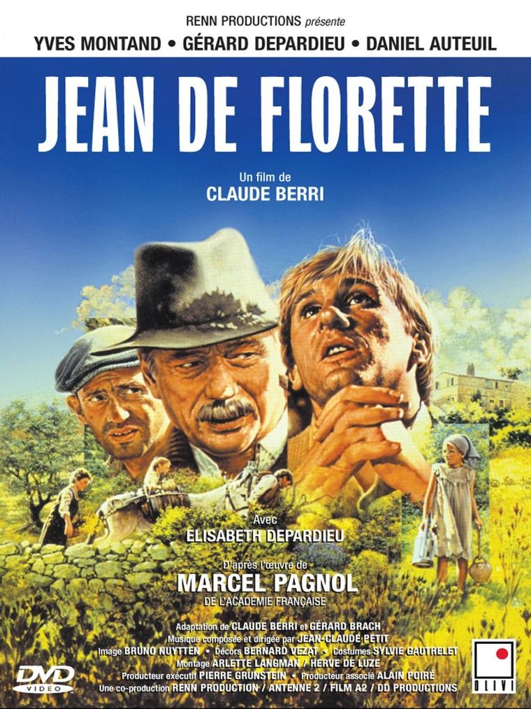 #ResterALaMaison_Regarder film_Jean de Florette