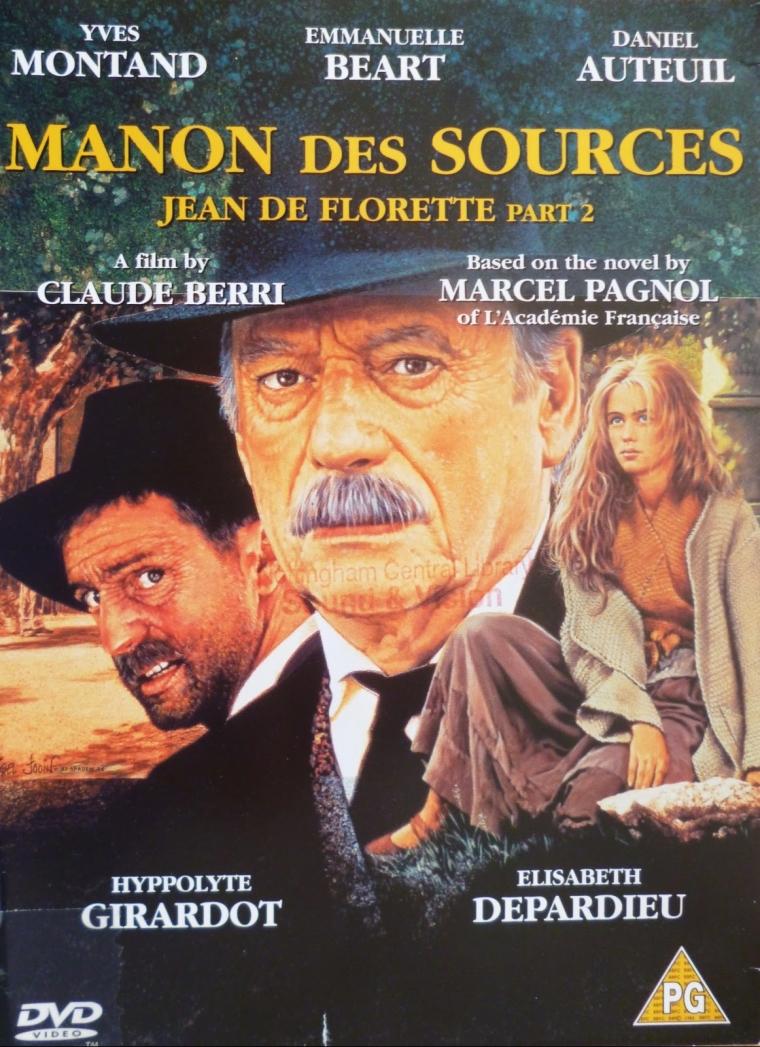 #ResterALaMaison_Regarder film_Manon des sources