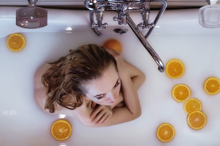 prendre un bon bain